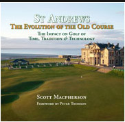 The Evolution of the Old Course